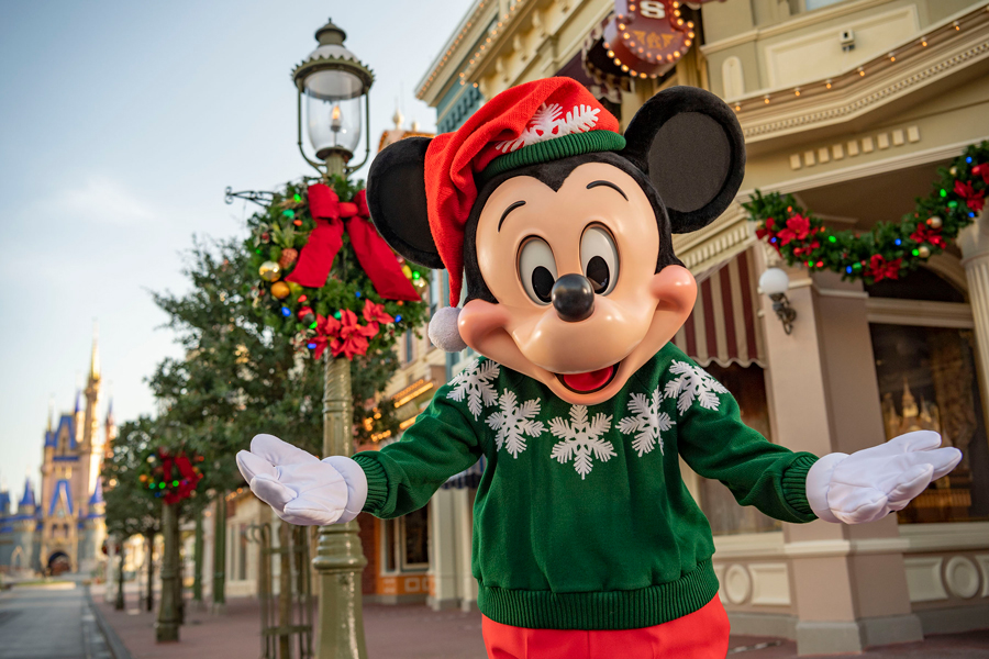 Holiday announcements at Walt Disney World - Our Alan Menken Appreciation Show