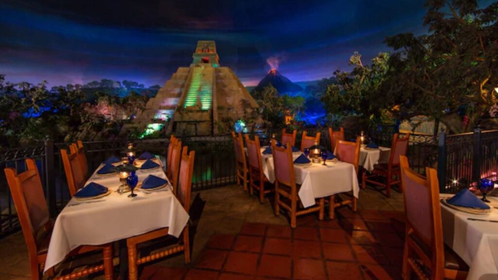 San Angel Inn - Epcot - Attraction Dining Ideas Disney Should Consider