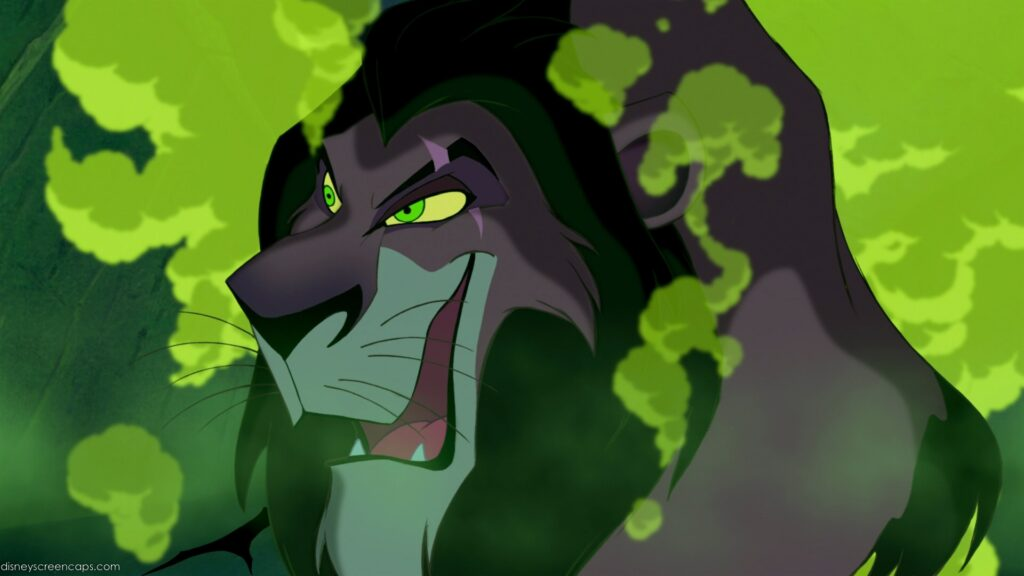 Be Prepared - The Lion King - Our 5 Favorite Disney Villain Songs