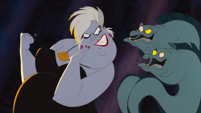 Poor Unfortunate Souls - The Little Mermaid - Our 5 Favorite Disney Villain Songs