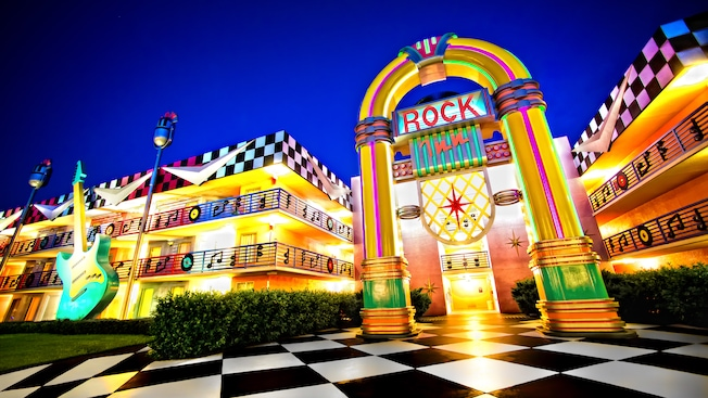 Disney's All Star Music Resort - Walt Disney World - How To Get The Most From Disney's Value Resorts