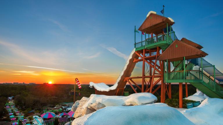 Our 2020 Disney Year In Review - Disney's Blizzard Beach - Walt Disney World