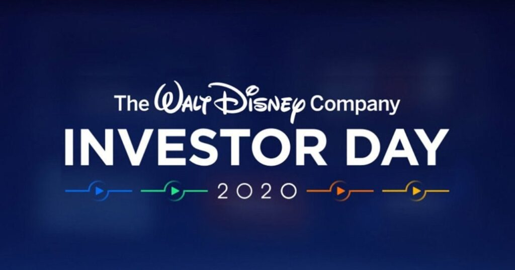 Disney Investor Day Logo - Our 5 Favorite Disney Holiday Movies & Specials - Vol. 2