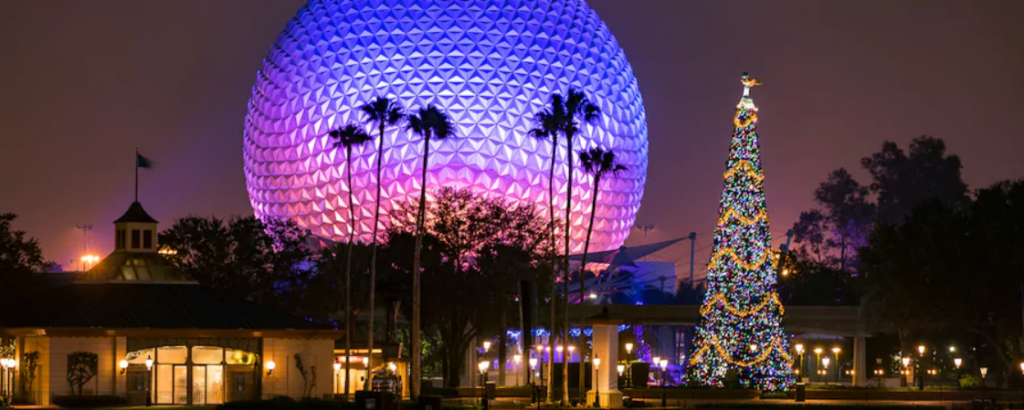Epcot Holidays - Holiday Traditions Around World Showcase