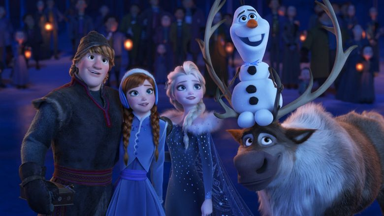 Olaf's Frozen Adventure - Our 5 Favorite Disney Holiday Movies & Specials - Vol. 2