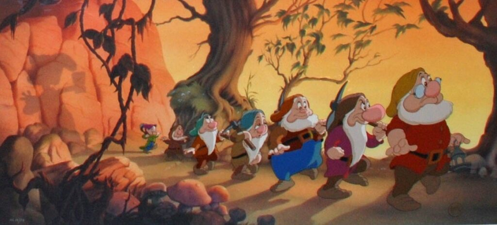 Heigh Ho - Snow White and the Seven Dwarfs - Our 5 Favorite Songs That Shout Disney