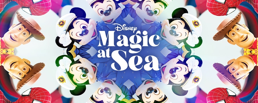 Disney Magic at Sea Logo - Our 2nd Annual Ask Us Anything Show