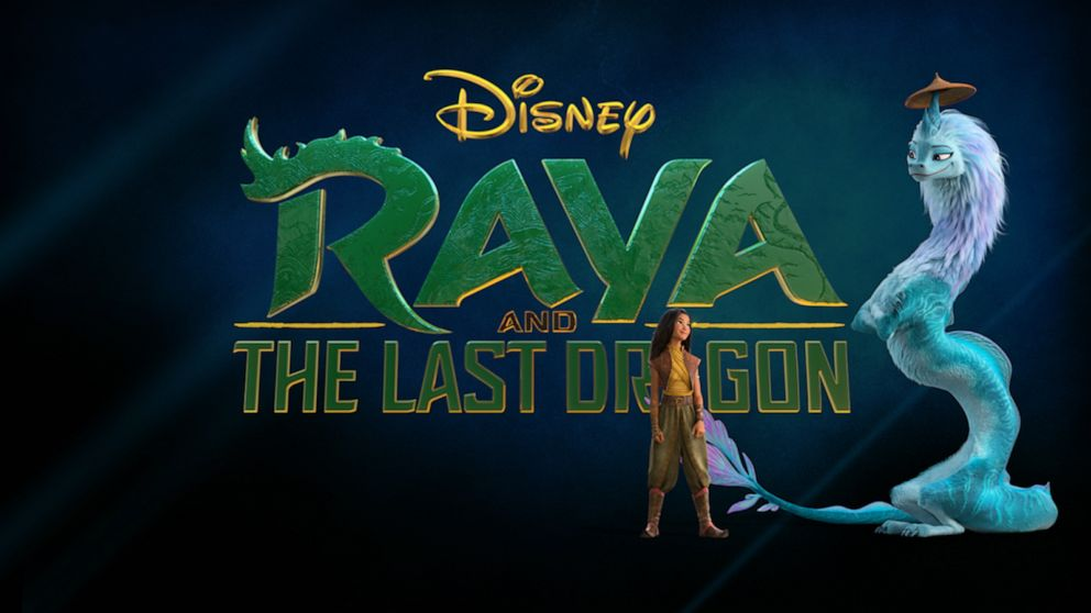 Raya and the Last Dragon Title - The Hyperion Adventures WandaVision Recap Show