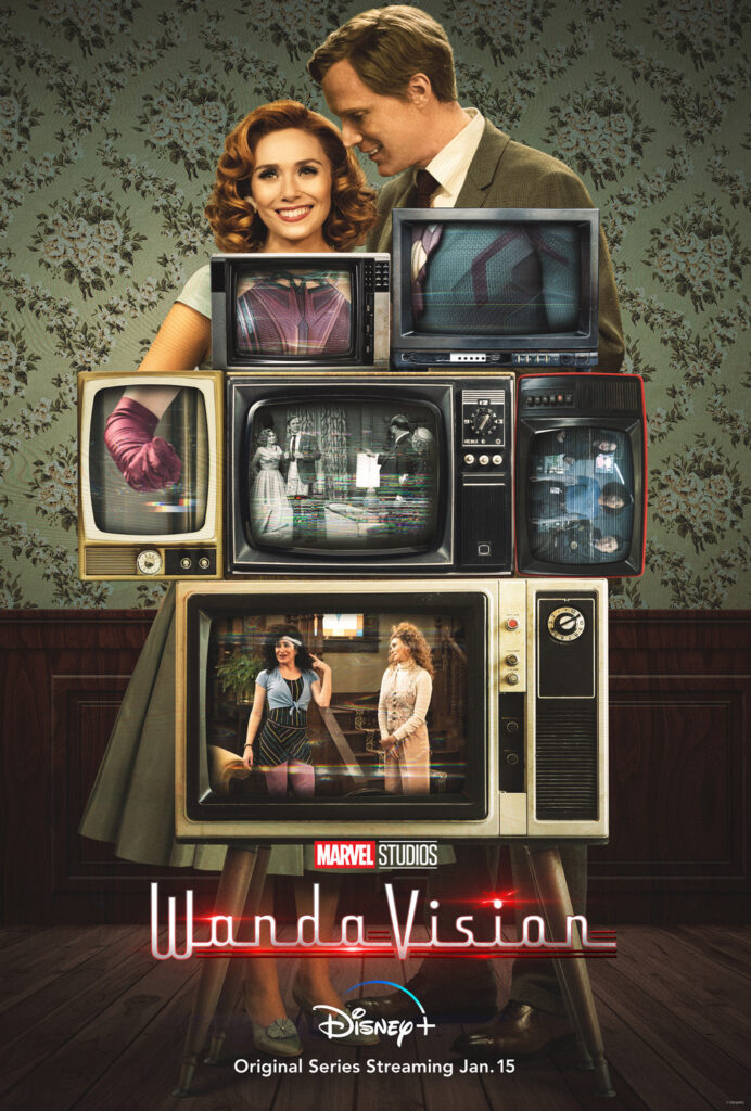 WandaVision Poster - The Hyperion Adventures WandaVision Recap Show