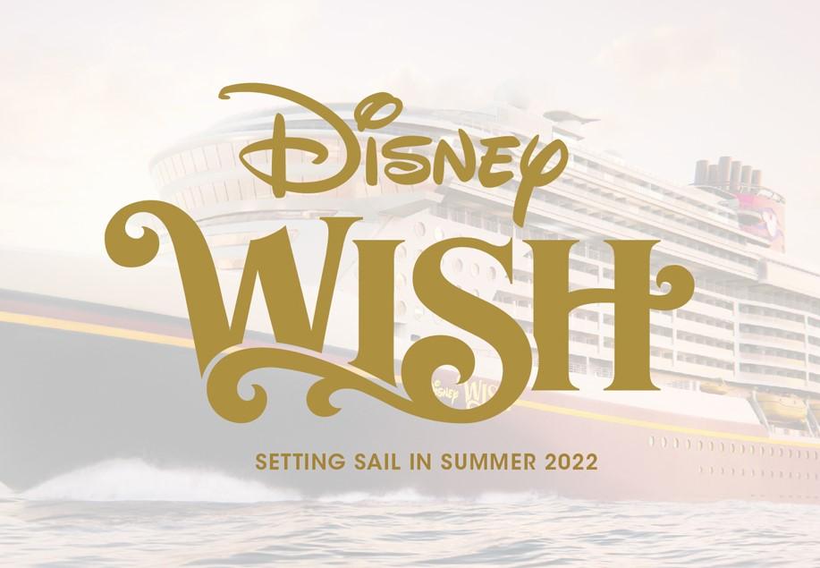 Disney Wish Logo - Countdown To Walt Disney World's 50th Birthday - Part 2 - Disney's Land
