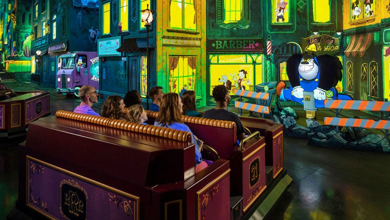 Mickey & Minnie's Runaway Railway - Disney Attraction This or That - Classic or Update
