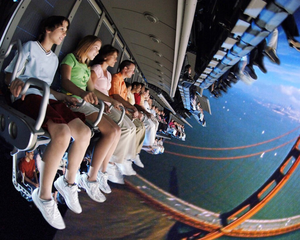 Soarin' Over California - Disney Attraction This or That - Classic or Update