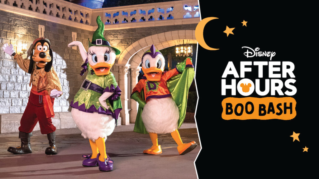 Boo Bash Promotional PIc - Our Avengers Campus Opening Day Recap