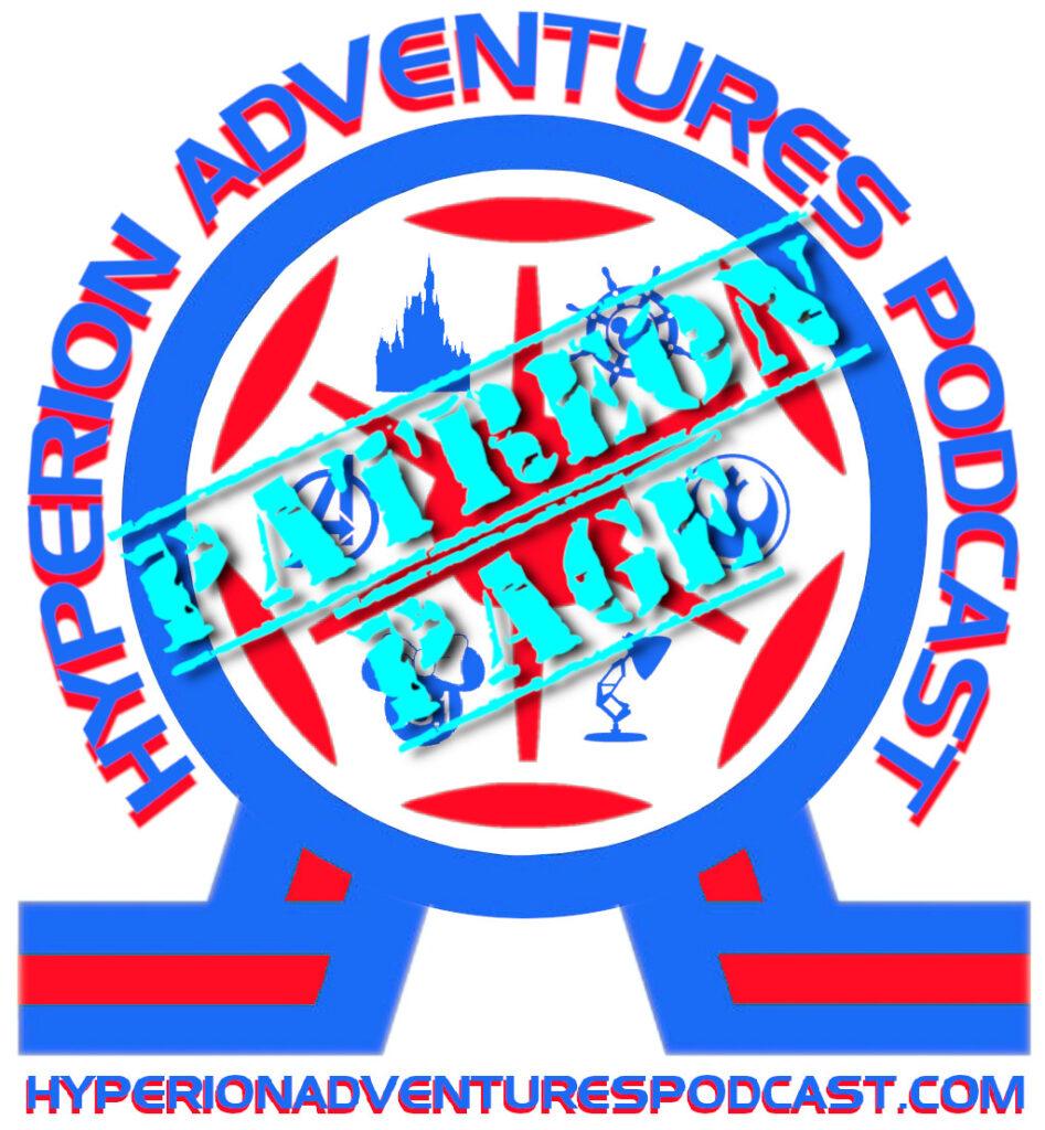 Patreon Page Logo