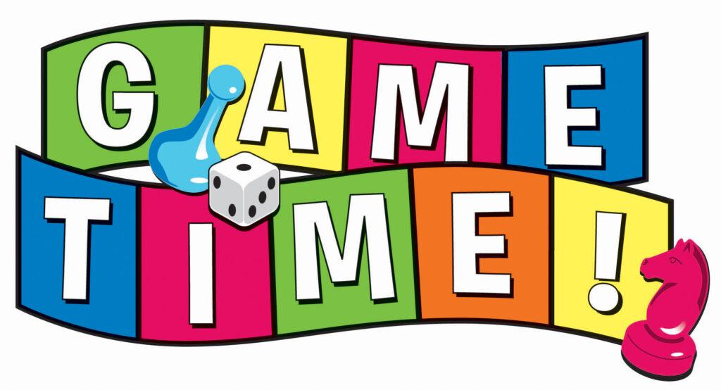 Game time! - Family Disney Game Time Fun