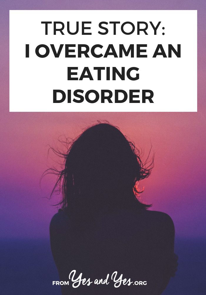 Can you cure an eating disorder? It is better to consider it something that's overcome rather than cured? Which eating disorder treatment is most effective? Click through for one woman's story.