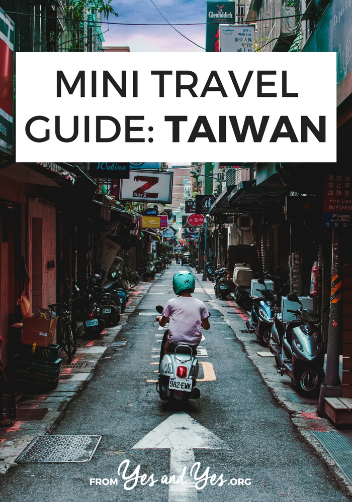 Looking for a travel guide to Taiwan? I lived there are 2 years - here are my best Taiwan travel tips: where to go, what to do, what to eat, and how to do it cheaply!