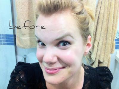 32 New Things: Wear False Eyelashes