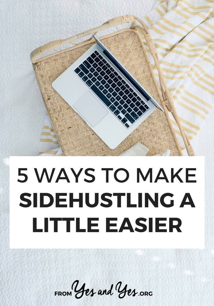 Want to freelance while working fulltime? Or pick up a sidehustle? You're in the right place! Click through for freelancing tips and advice on how to make it all work!
