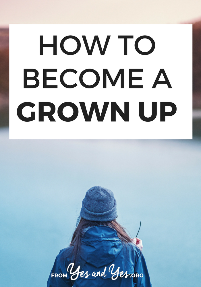 Trying to figure out how to become a grown up? Want some solid adulting advice? Just trying to figure out life after college? This post-college advice will help!