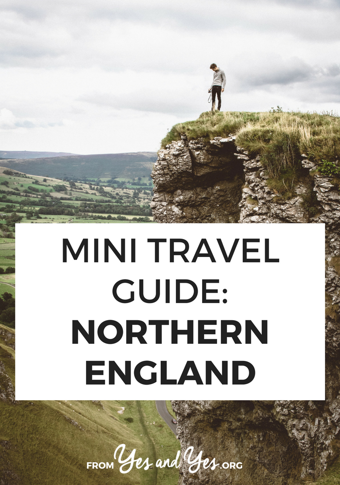 Looking for a travel guide to Northern England? Click through for Northern England travel tips from a local about what to do, where to go, what to eat, and how to do it all cheaply!
