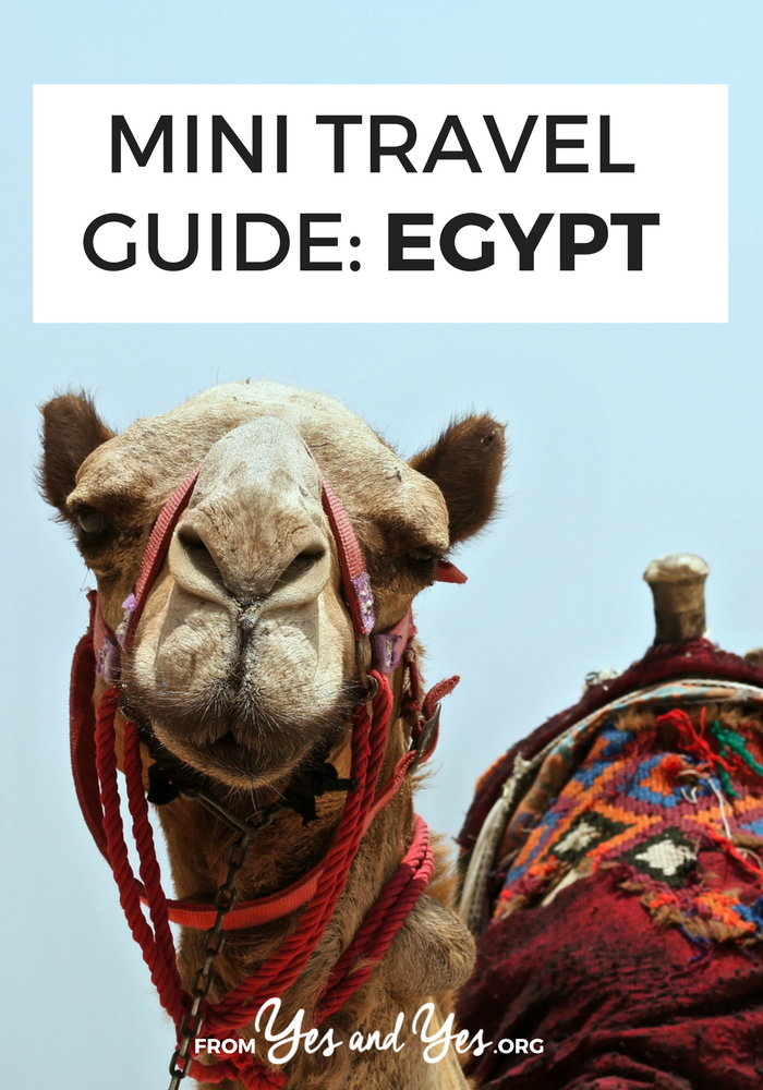 Looking for a travel guide for Egypt? Click through for Egypt travel tips on what to do, where to go, what to eat, and how to travel Egypt cheaply, safely, and respectfully!