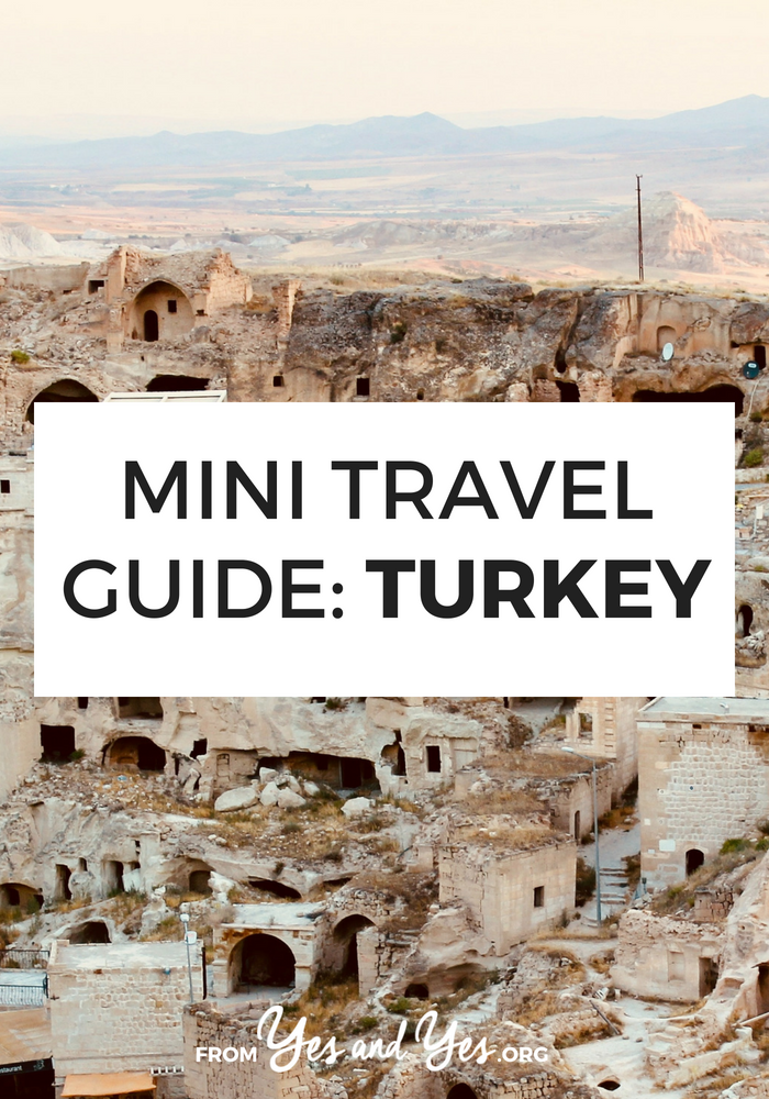 Looking for a travel guide to Turkey? Click through for Turkey travel tips from a local - what to do, where to go, and how to do it all safely, cheaply, and respectfully!