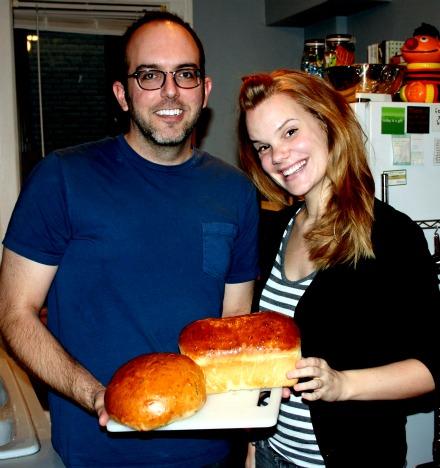 New Things: Bake Bread