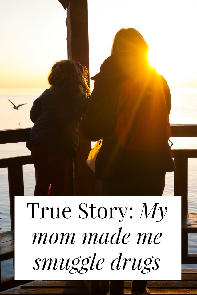 Can you imagine a childhood in which your mom would hide cocaine inside your stuffed animals as you crossed the border? One woman shares the story of how her mom made her smuggle drugs into America >> yesandyes.org