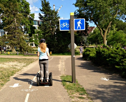 32 New Things: Ride A Segway