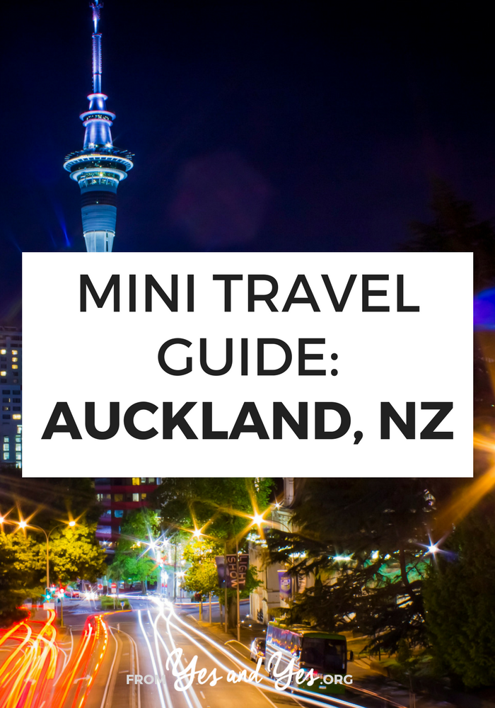 Looking for a travel guide to Auckland? Click through for Auckland travel tips from two locals - what to do, where to go, what to eat, and how to do it all cheaply!