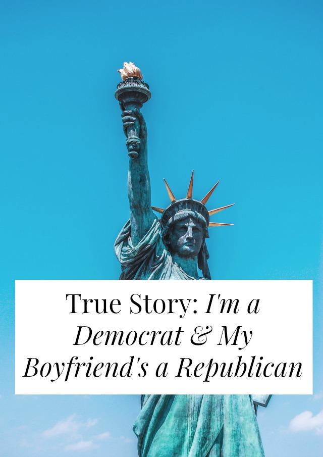 A is republican boyfriend my My Friend