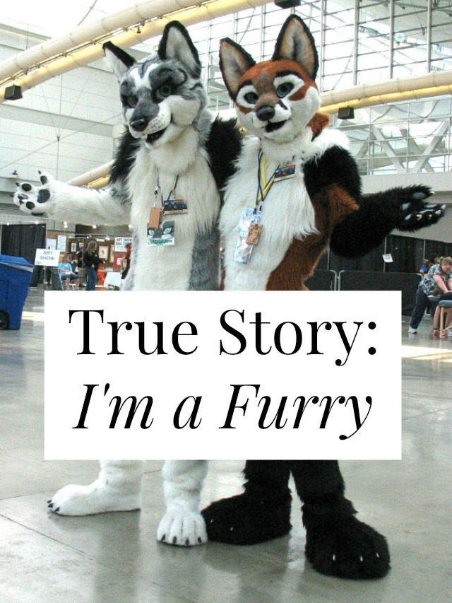 An interview with a Furry who shares the why and how behind this often misunderstood hobby. Super interesting! >> yesandyes.org