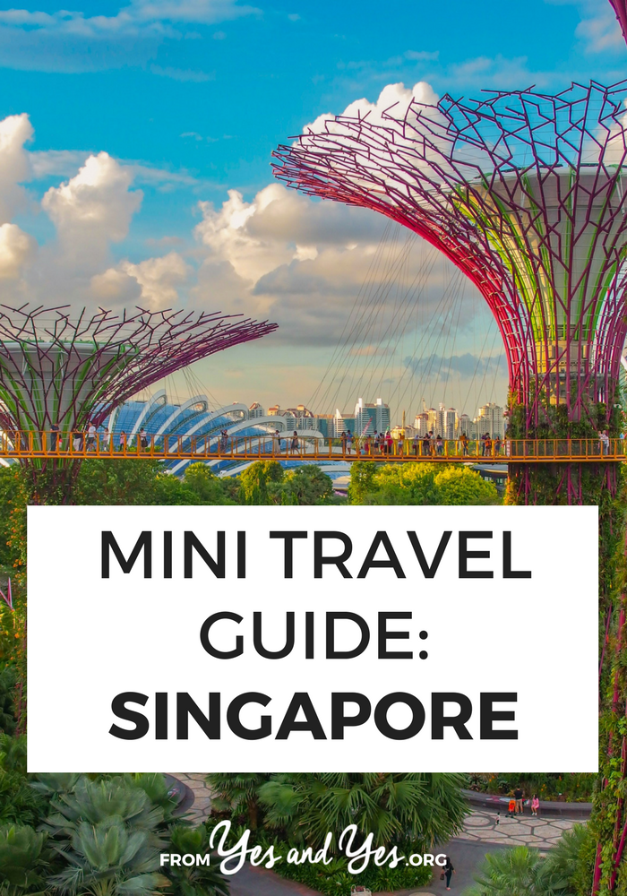 This Singapore travel guide was written by a local so you KNOW it's got all the best stuff! Click through for tips on where to go, what to do, what to eat, cheap travel tips, and cultural advice!