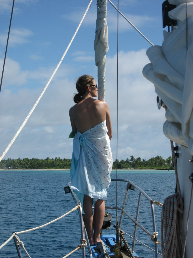 Long distance sailing adventures