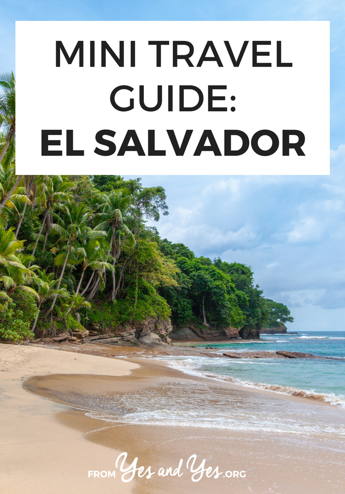 Looking for a travel guide to El Salvador? Click through for a local's El Salvador travel tips - where to go, what to do, and how to do it all safely, cheaply, and respectfully!