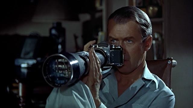34 New Things: Watch 'Rear Window'