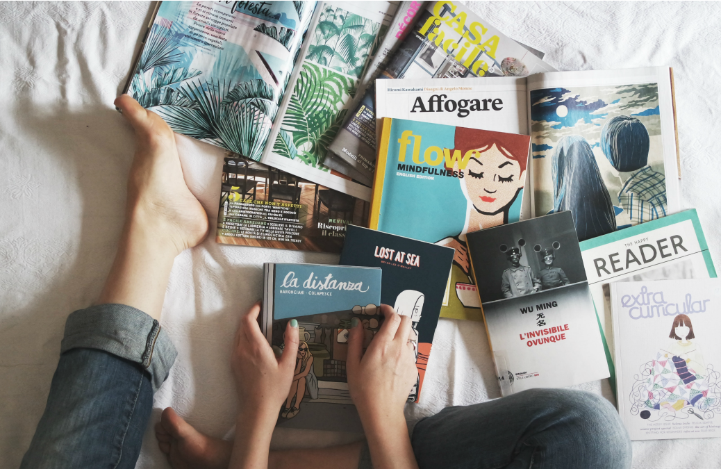 7 Cool Magazines We Should All Be Reading