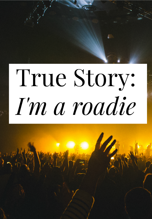 What's life like as a roadie? Is living on the road and touring with rock bands awesome? Hard? Both? One tour manager shares his story >> yesandyes.org