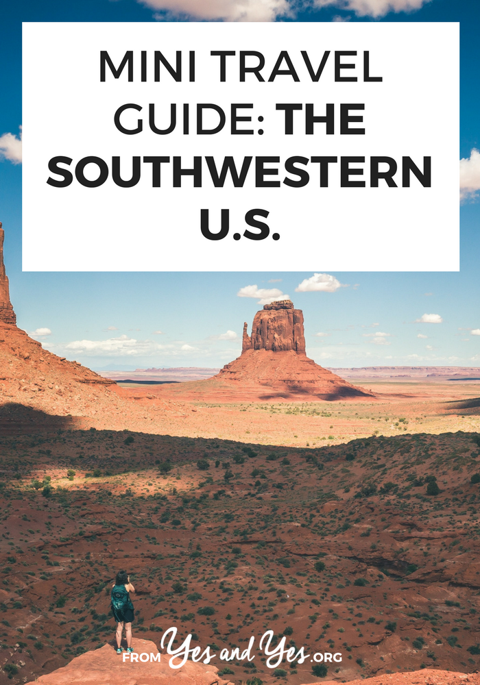 Looking for a travel guide of the Southwestern US? Click through for from-a-local insights on what to do, where to go, what to eat, and how to do it all cheaply in New Mexico, Arizona, Nevada, and California!