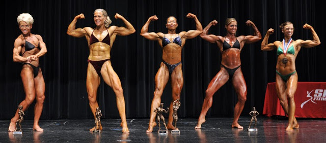 34 New Things: Go To A Bodybuilding Competition