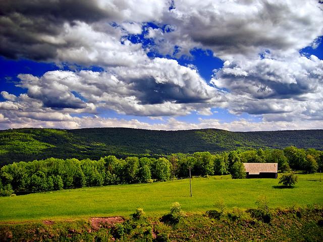 Cheap travel in the Appalachians