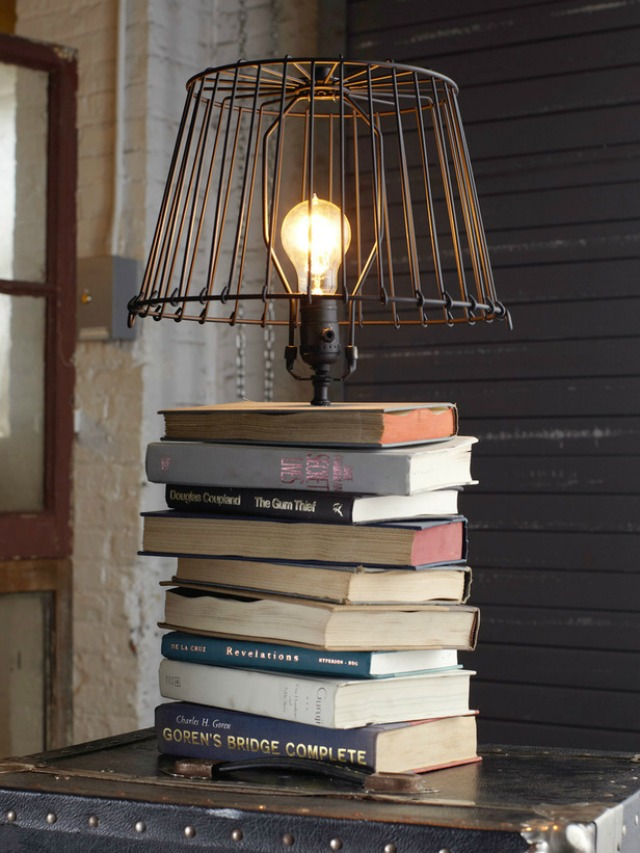 Crafts to make with hardcover books