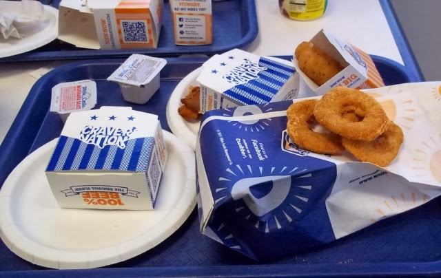 New Things: Try White Castle