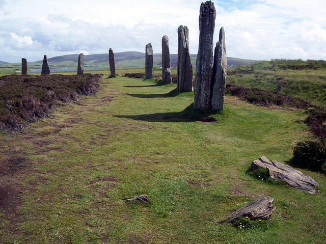Looking for some less-traveled islands? This travel guide to Scotland's Orkney Islands will get you started! Click through for travel tips on where to go, what to do, and how to do it all cheaply!