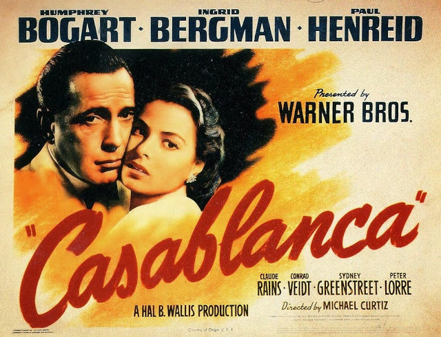 New Things: Watch 'Casablanca'