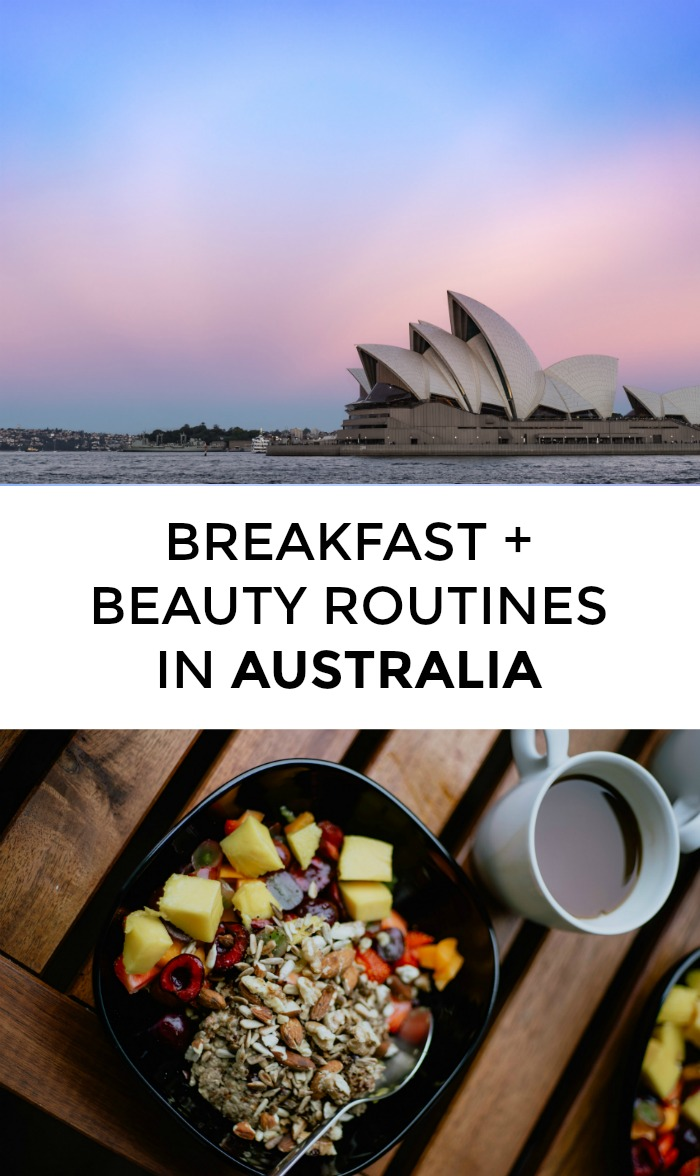 Wondering which Australian beauty products Aussies swear by? What's the best Australian breakfast? Click through for Australian beauty tips from a local!