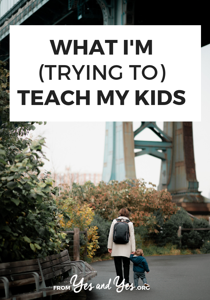 What are you teaching your kids? If you're looking for parenting tips or advice on parenting, click through for insights from 13 smart moms!