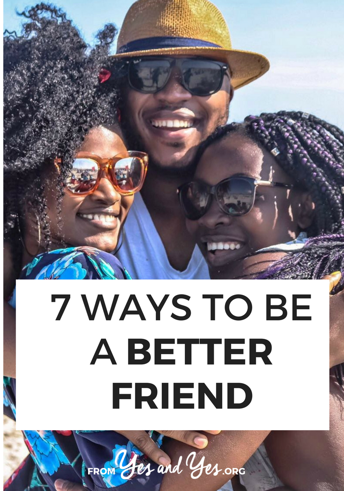 Looking for friendship tips? Want to be a better friend? You're in the right place! Click through for relationship advice that will help anyone!