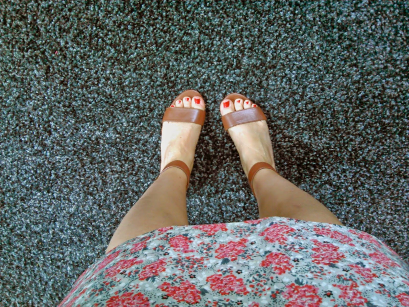 New Thing: Wear Wedges Every Day For A Week